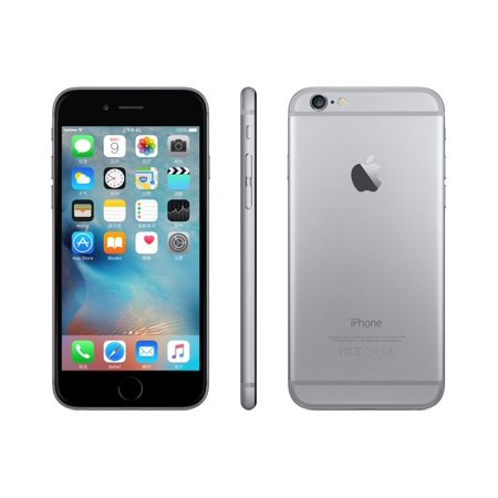 Refurbished Apple iPhone 6 Plus, Verizon Unlocked - Walmart.com