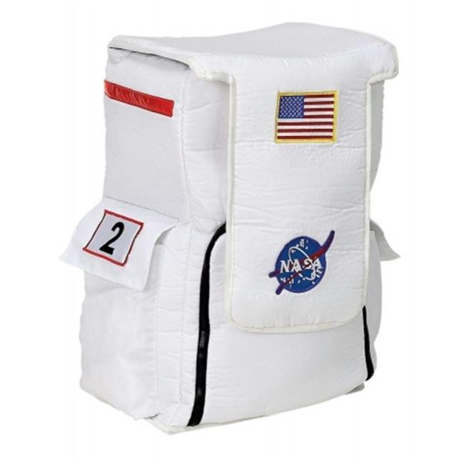 Costumes For All Occasions Ar54 Astronaut Back Pack White
