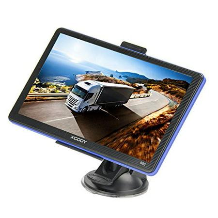 Xgody 886 7 8Gb Capacitive Touchscreen Sat Nav Car Truck Gps Navigation System Navigator With Lifetime Maps
