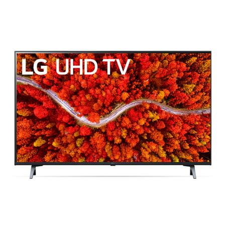 LG UHD 80 Series 43 inch Class 4K Smart UHD TV with AI ThinQ