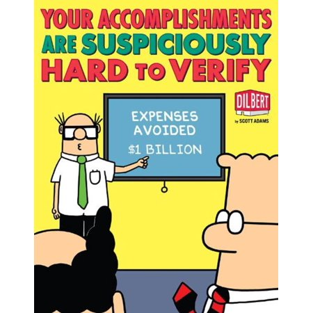 Your Accomplishments Are Suspiciously Hard to Verify: A Dilbert Book - eBook - Dilbert Halloween Comic