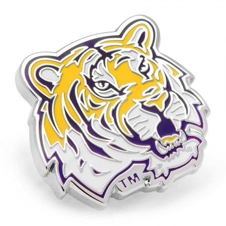 NCAA Mens NCAA LSU Tigers Lapel Pin School Logo PD-LSU-LP NEW