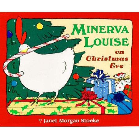 Minerva Louise on Christmas Eve - eBook - Minerva Louise Halloween