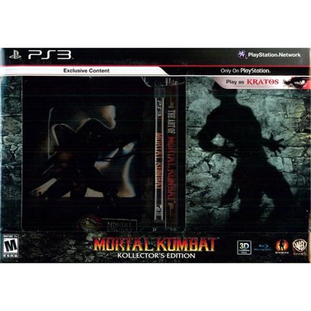 mortal kombat ps3 walmart