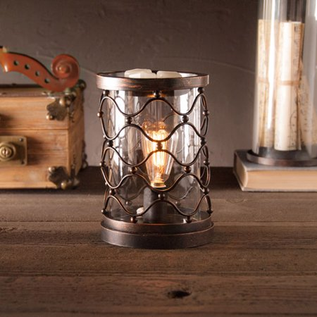 scentsationals edison melody wax warmer. Black Bedroom Furniture Sets. Home Design Ideas