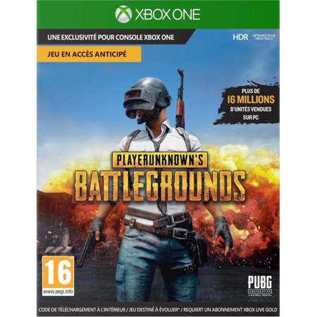Playerunknown's Battlegrounds - Full Product Release - Xbox One, PLAYERUNKNOWN'S BATTLEGROUNDS is the definitive battle royale experience,.., By by (Rave In The Redwoods Release Date Xbox One)