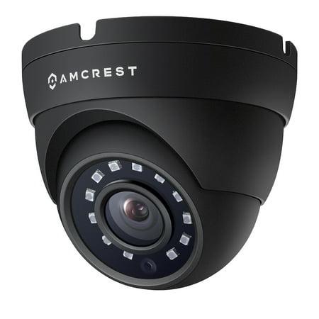 Image of Amcrest 1080p HDCVI Standalone Dome Camera (Black) (DVR Not Included)