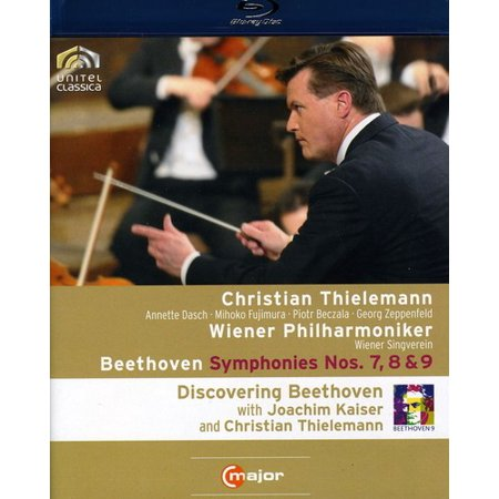Discovering Beethoven With Kaiser & Thielemann (Blu-ray)