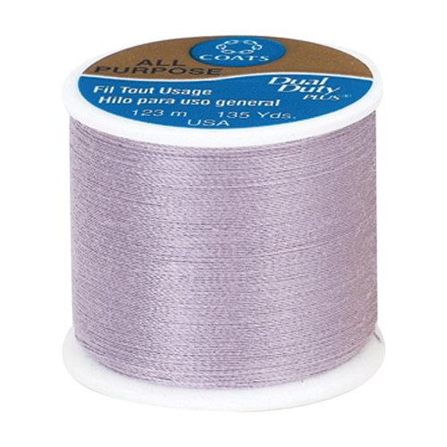 Coats & Clark Dual Duty Plus Thread, 135 yds, Orchid