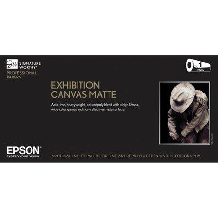 Epson Exhibition Canvas Matte Exhibition Canvas Matte Paper