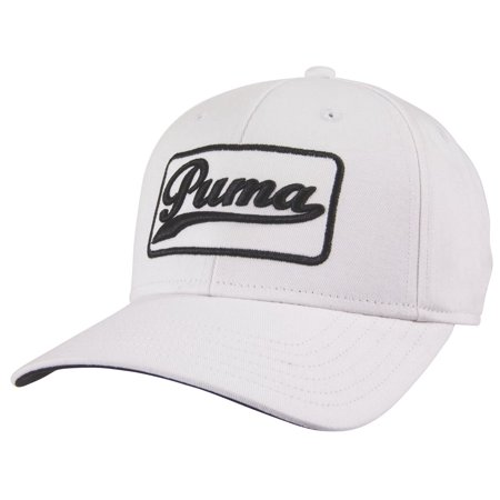 4f7c57e865e NEW Puma Greenskeeper White Adjustable Hat Cap - Walmart.com