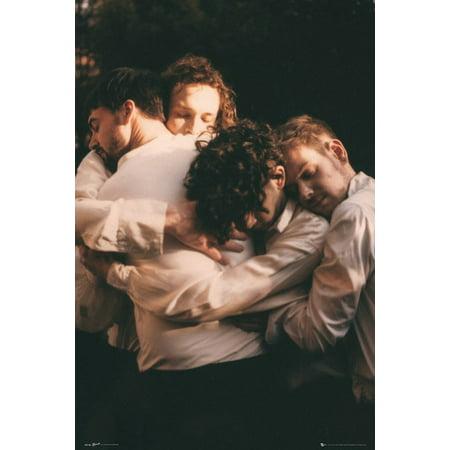 """The 1975 - Music Poster / Print (Group Hug) (Size: 24"""" x 36"""")"""