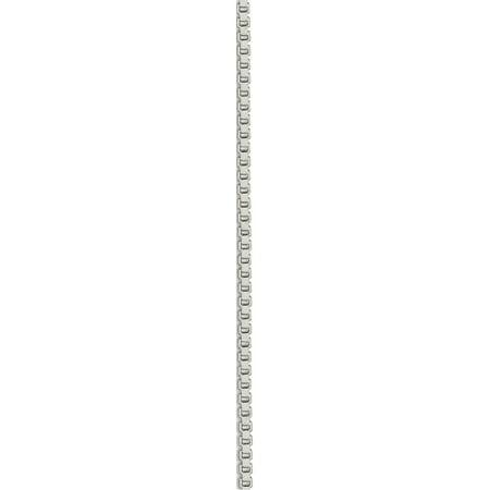 925 Sterling Silver 2mm Box Chain - image 3 de 5