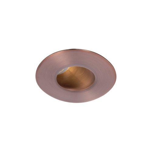 WAC Lighting Tesla High Output LED Recessed Adjustable Reflector Trim 4000K Copper Bronze
