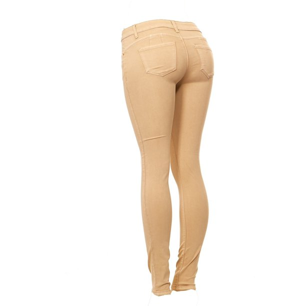VIP Jeans - VIP Jeans Juniors Ultra Skinny Cigarette Leg Mid rise