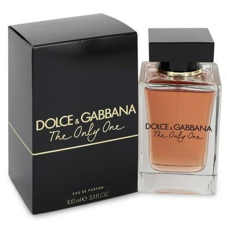 Dolce & Gabbana - Eau De Parfum Spray 3.4 oz - (Dolce Gabbana Products)
