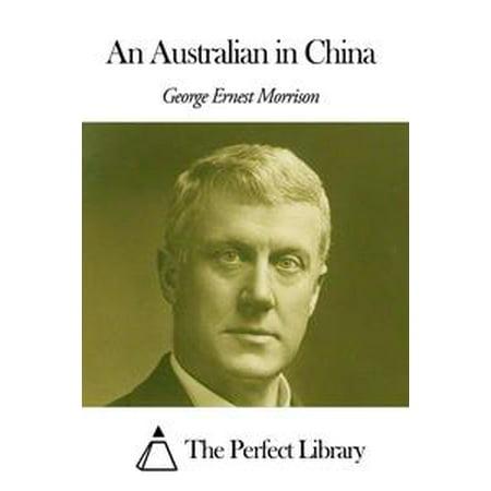 An Australian in China - eBook - Chinese Costume Australia