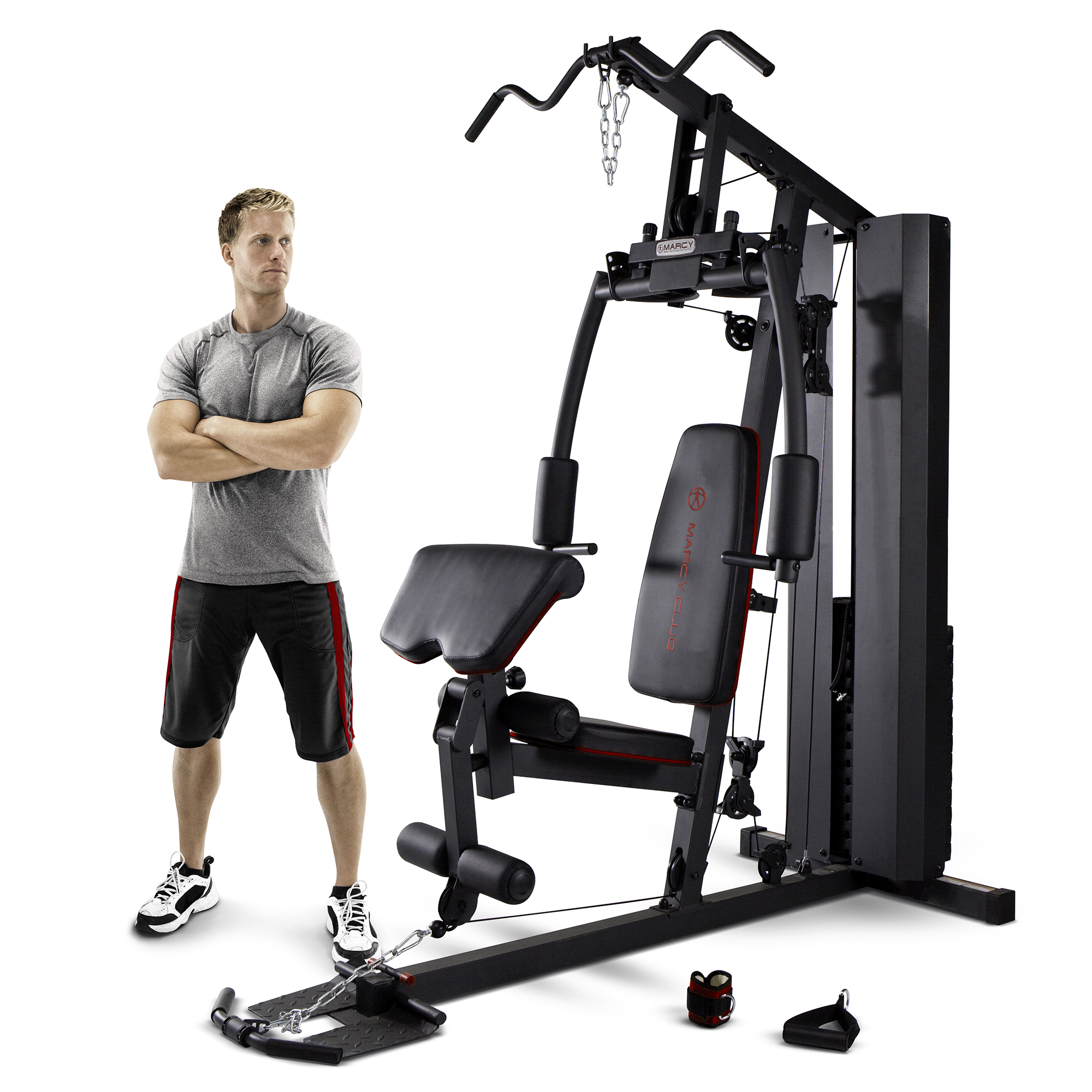 200lb Home Gym MKM-81010