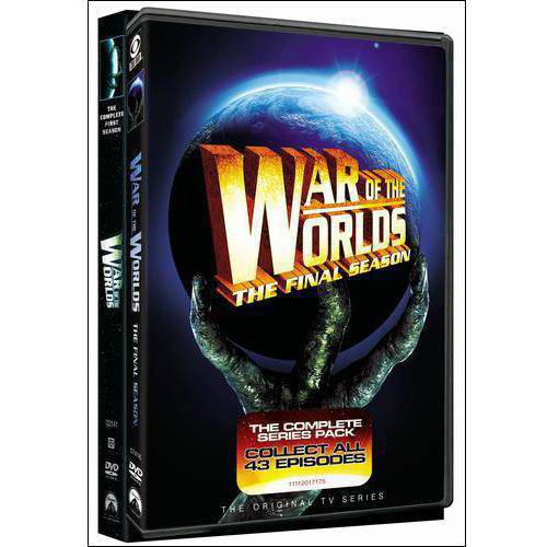 War Of The Worlds: The Complete Series (Full Frame)