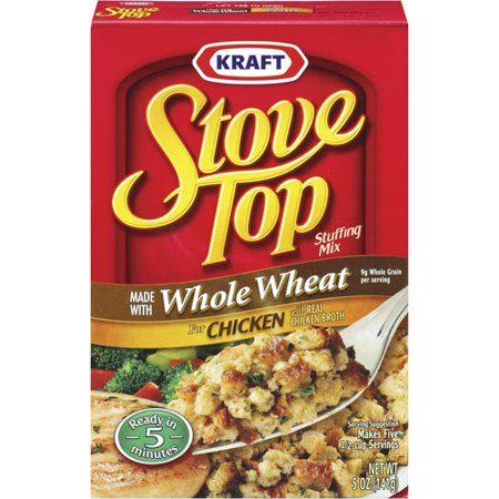 Kraft: Made With Whole Wheat For Chicken With Real Chicken ...