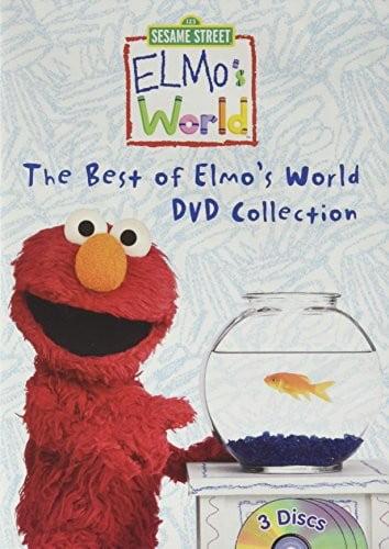 Sesame Street Elmo's World: The Best of Elmo's World, Vol. 1 by