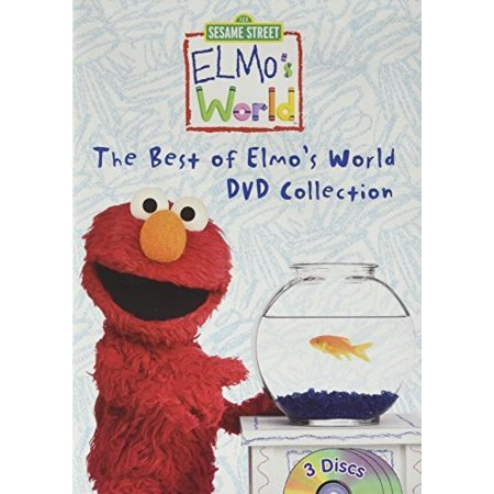 The Best Of Elmo S World Dvd