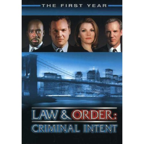 Law & Order: Criminal Intent - The First Year (DVD)