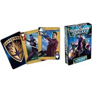 Aquarius Guardians of The Galaxy Movie Playing Cards