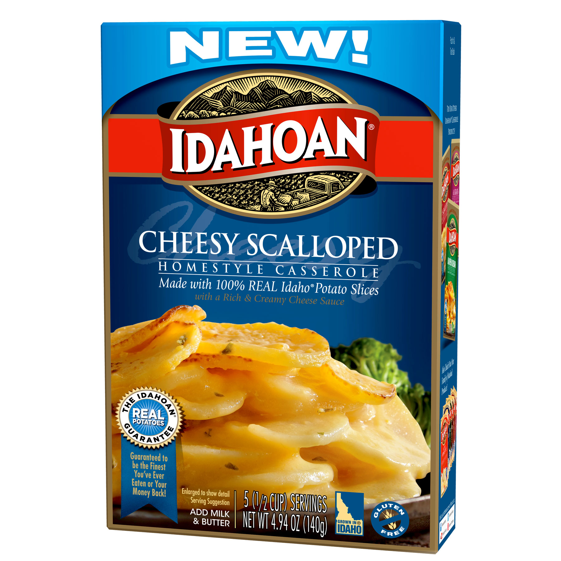 Idahoan Foods Idahoan Cheesy Scalloped Casserole