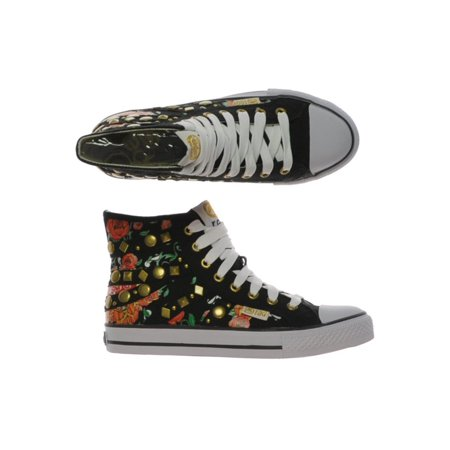 Ecko Unltd. Womens Chalsie-maple Shade Hi-shoe Sneakers