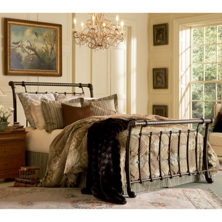 Fashion Bed Group Legion Metal Sleigh Bed