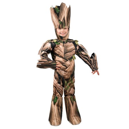 Boys Avengers Infinity Wars Adolescent Groot Costume for $<!---->