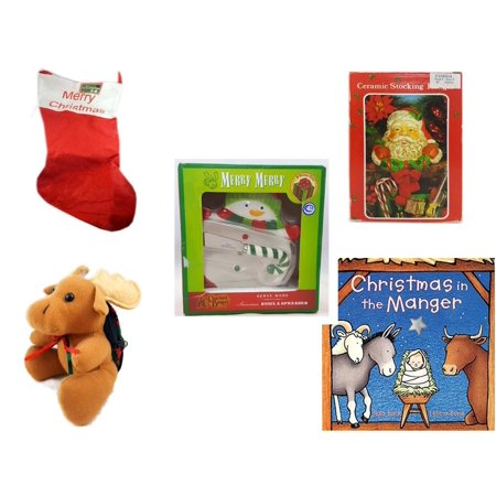 Christmas Fun Gift Bundle [5 Piece] - Jumbo