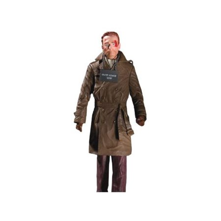 Rorschach Watchmen Costume (DC Direct Movie Exclusive Action Figure Rorschach (No Mask), Made by DC Direct in 2009 By)