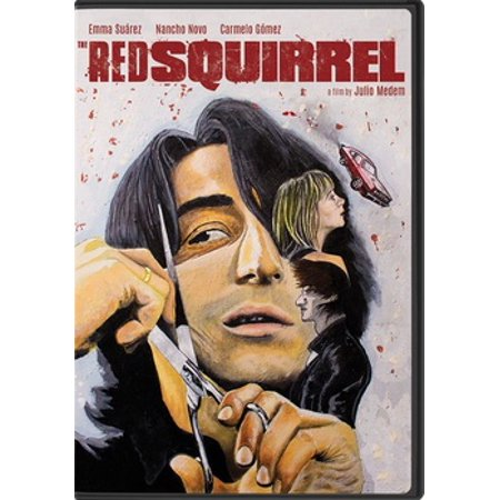 The Red Squirrel (DVD) (Squirrel Dog Movie)