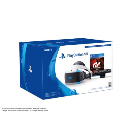 Video Juego Para PlayStation Sony PlayStation VR with Gran Turismo Sport and Camera (PlayStation VR) + Sony  en VeoyCompro.net