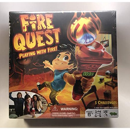 Fire Quest Board Game (Quest Board Game)