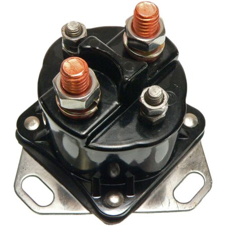 DB Electrical SMR6004 New 12 Volt Marine Solenoid/Relay For OMC   15-288, SAZ4201J,172869, 581528, 18-5814