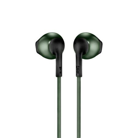 JBL Tune 205BT Wireless Earbuds (Green) Jbl In Ear Headphones