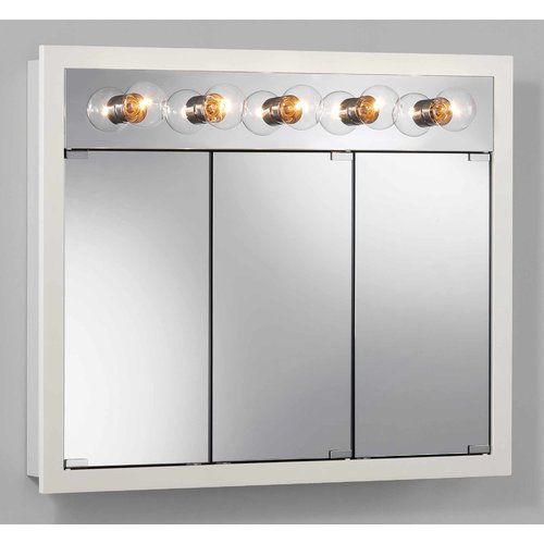 Jensen 36 X 30 Surface Mount Medicine Cabinet With