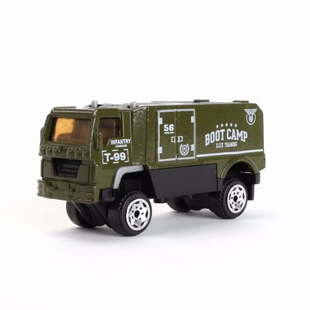 Used Military Vehicles >> Mini Simulation Military Vehicle Playset Cars Model Alloy Army Tank With Accessories