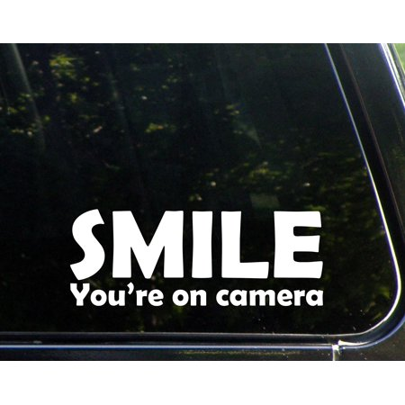 Smile You're On Camera - 9