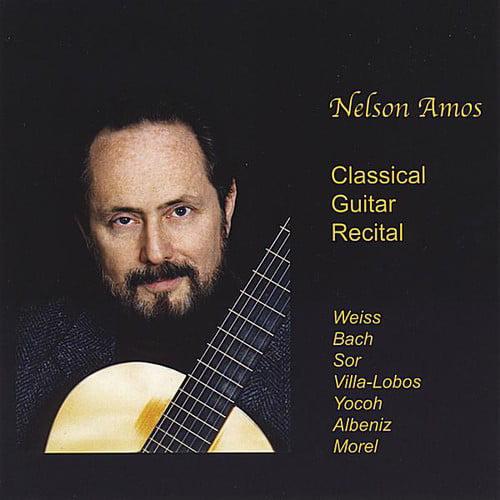 Classical Guitar Recital by