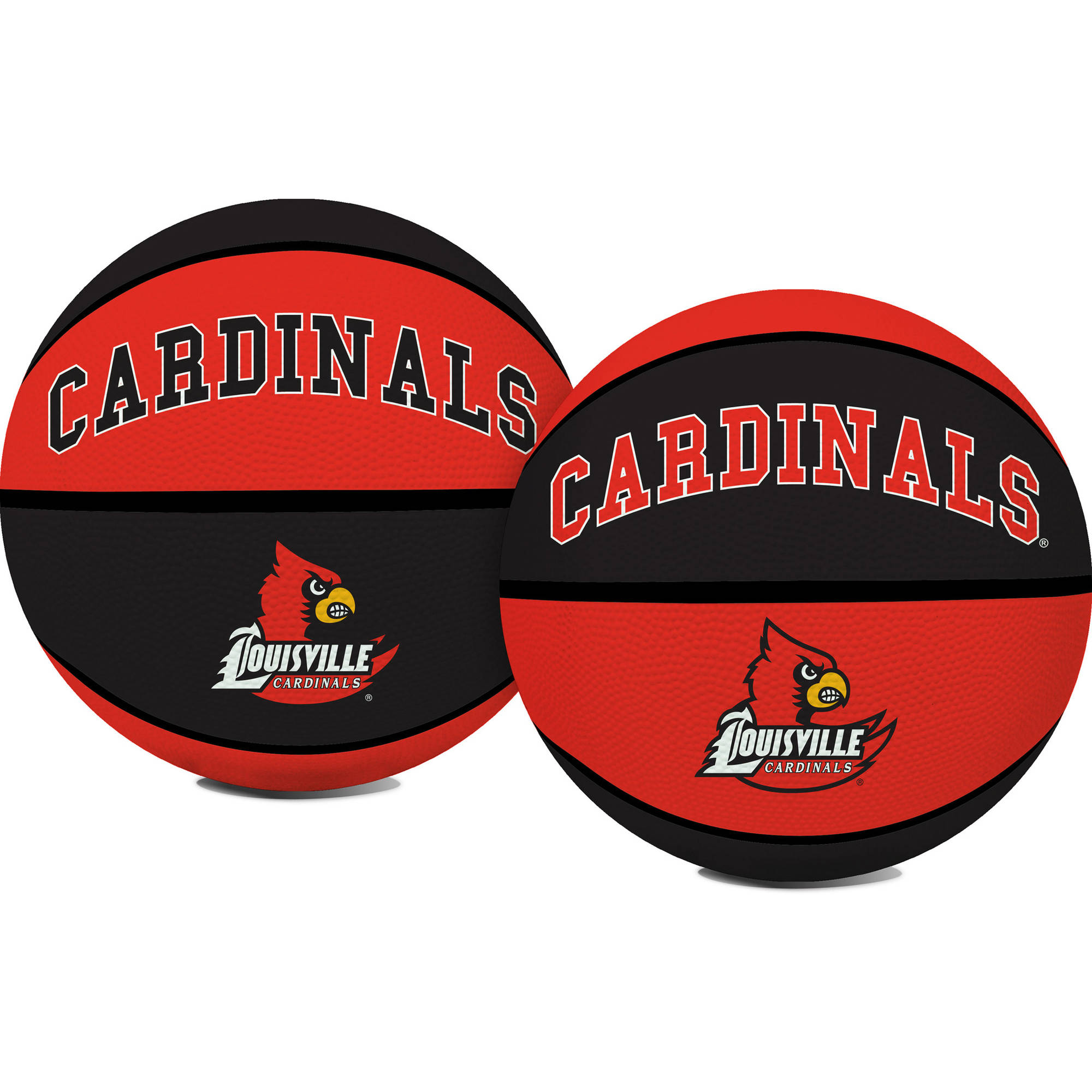 Rawlings NCAA Crossover Full Size Basketball University Of Louisville Cardinals