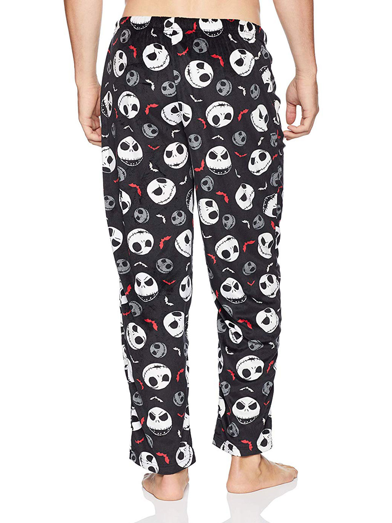 THE Nightmare Before CHRISTMAS Women/'s LADIES FLEECE lounge SLEEP Pajama PANTS