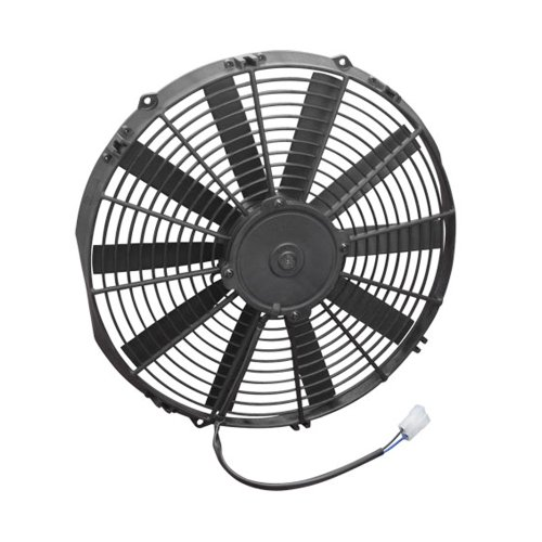 "SPAL 14"" 1274 CFM Medium Profile Electric Cooling Fan P/N 33600"
