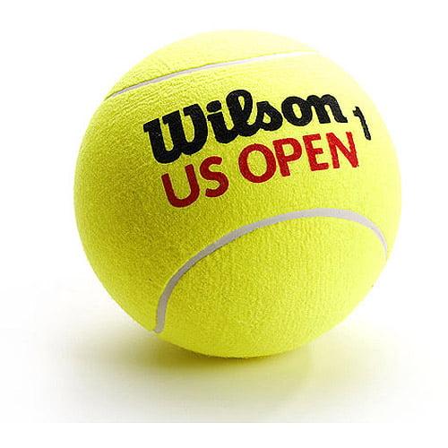 "Wilson US Open Jumbo Tennis Ball (9"", Basketball Size)"