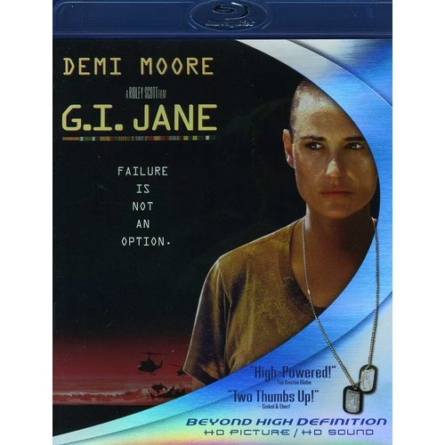G.I. Jane (Blu-ray) (Widescreen)