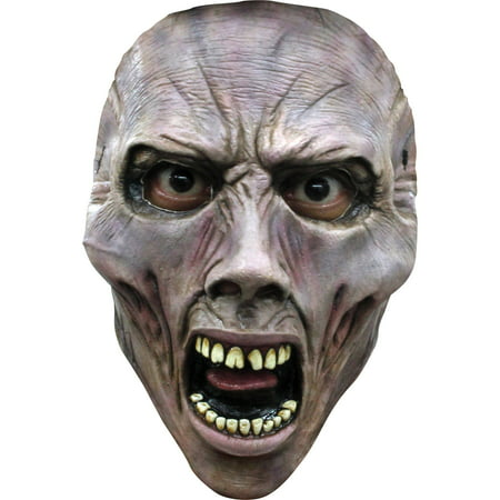 Zombie 1 World War Z Scream Zombie Mask Adult Halloween Accessory (Scream Mask For Sale)