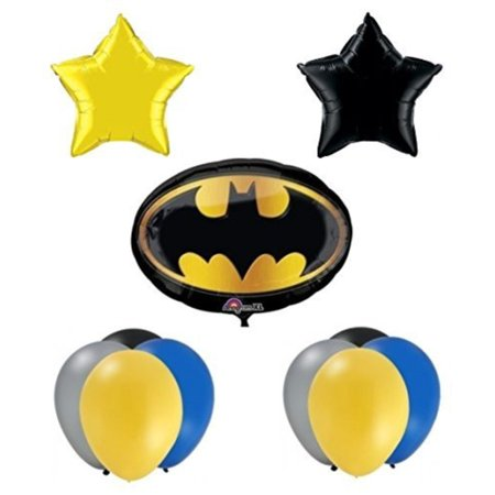 batman birthday party balloon - Batman Robin Party Supplies